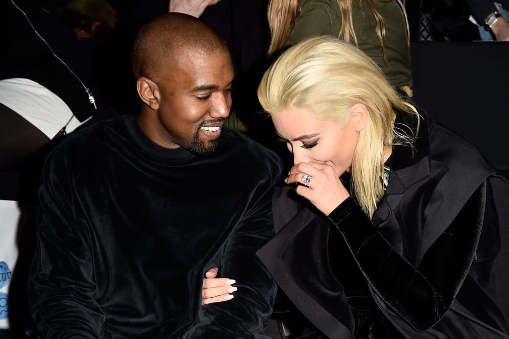 Kanye West On His Wife Kim Kardashian The Most Romantic