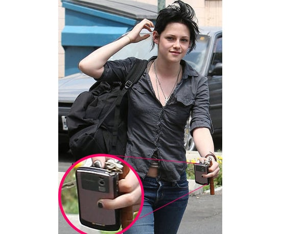 Kristen and Her Pink BB Curve