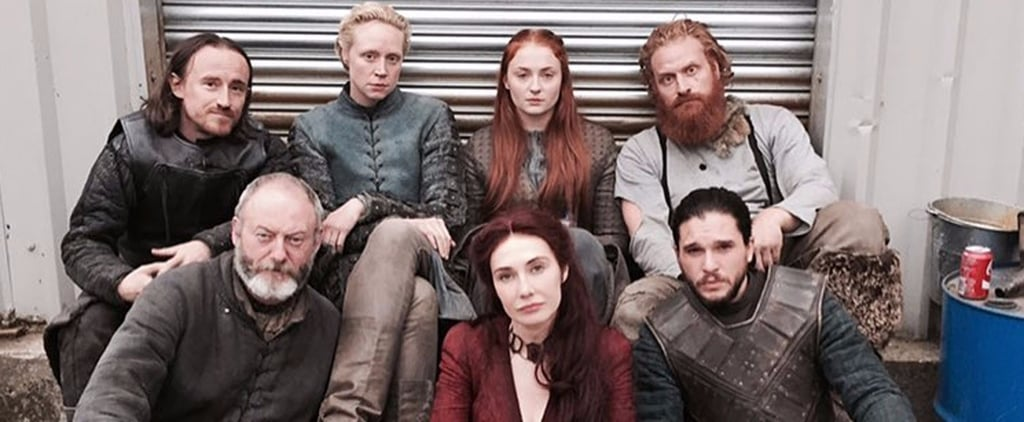 26 Behind-the-Scenes Moments on Game of Thrones That Will Change How You See Everyone