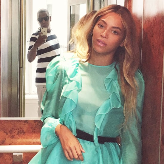 Internet Reactions to Jay Z Taking a Photo of Beyonce