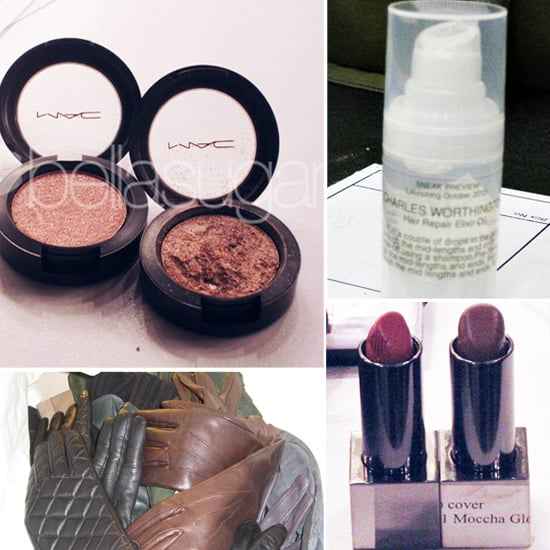 Never Before Seen Products from Backstage at London Fashion Week