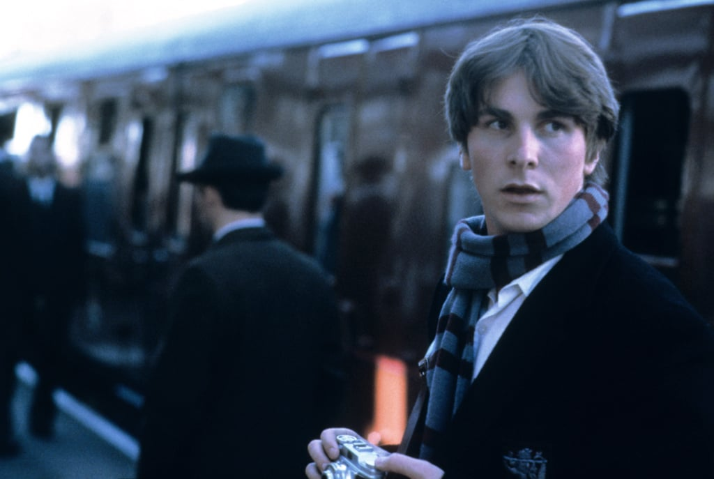 Pictures of Christian Bale in Films in the '90s