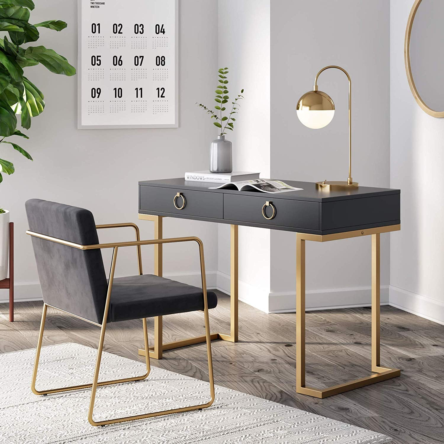 Stylish And Affordable Space Saving Desks From Amazon Popsugar Home