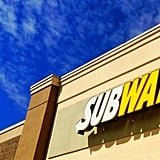 How long does Subway keep its sandwich ingredients?