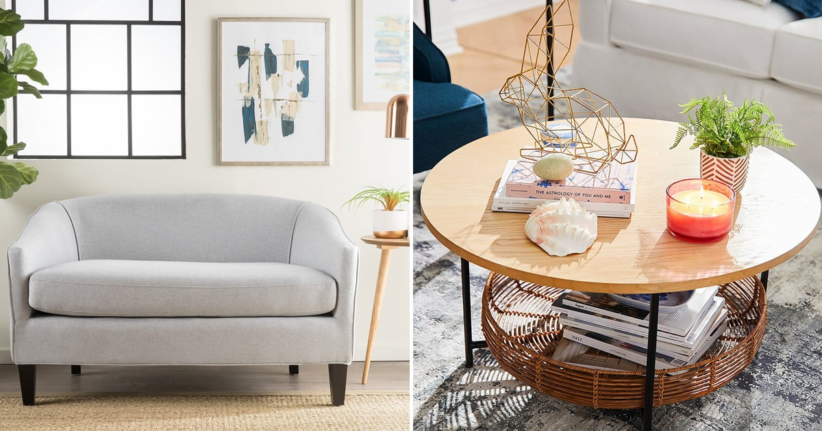 Small Space Cramping Your Style? This Pier 1 Furniture Is Fit For a Tight Squeeze