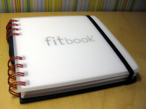 Keep Track of Your Diet and Exercise Goals With Fitbook