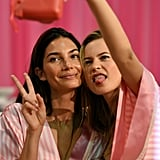 Pictured: Lily Aldridge and Behati Prinsloo