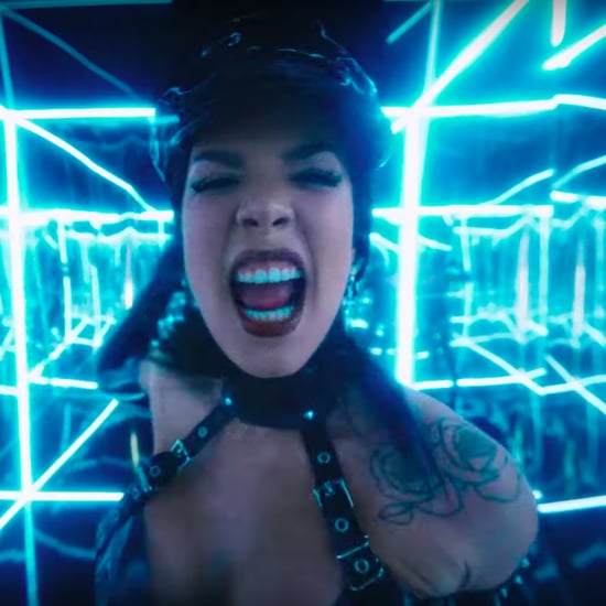 "Halsey ""Nightmare"" Music Video"