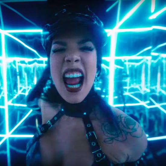 """Halsey """"Nightmare"""" Music Video"""