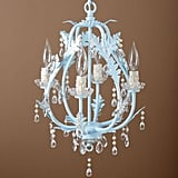 Stella Blue Chandelier