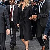 Jennifer Lawrence's Malone Souliers Heels