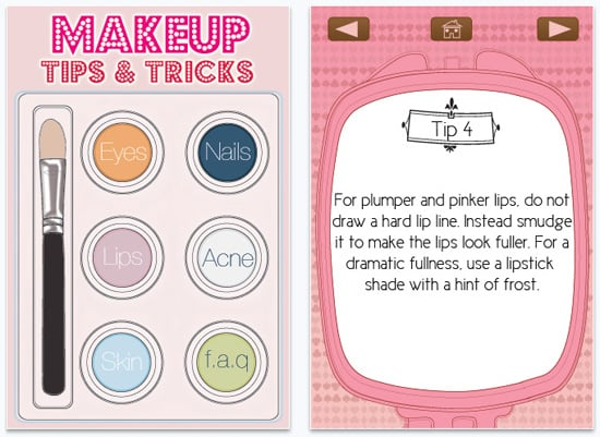 Makeup Tips & Tricks ($0.99)