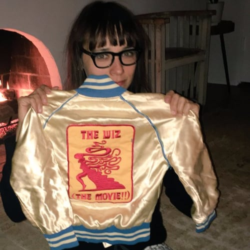 Rashida Jones Shares Photo of Her Childhood Jacket