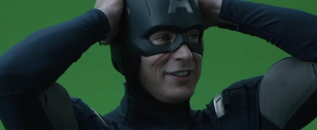 Avengers: Endgame Gag Reel Video