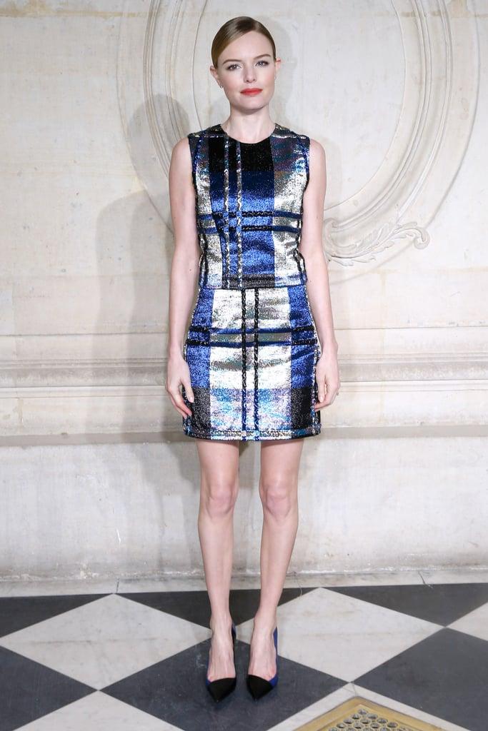 Kate Bosworth at Christian Dior