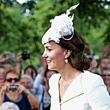 Did Kate Middleton Repeat Her Outfit at the Royal Wedding?