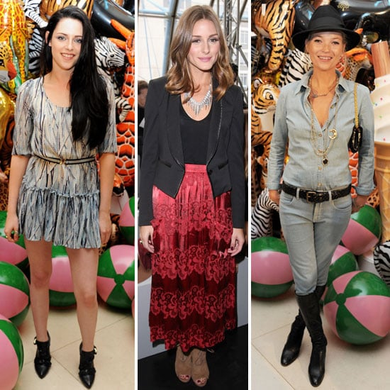 Celebrities Show Off Their Svelte Style at London Fashion Week