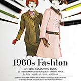 1960s Fashion : Artists' Colouring Book, $37