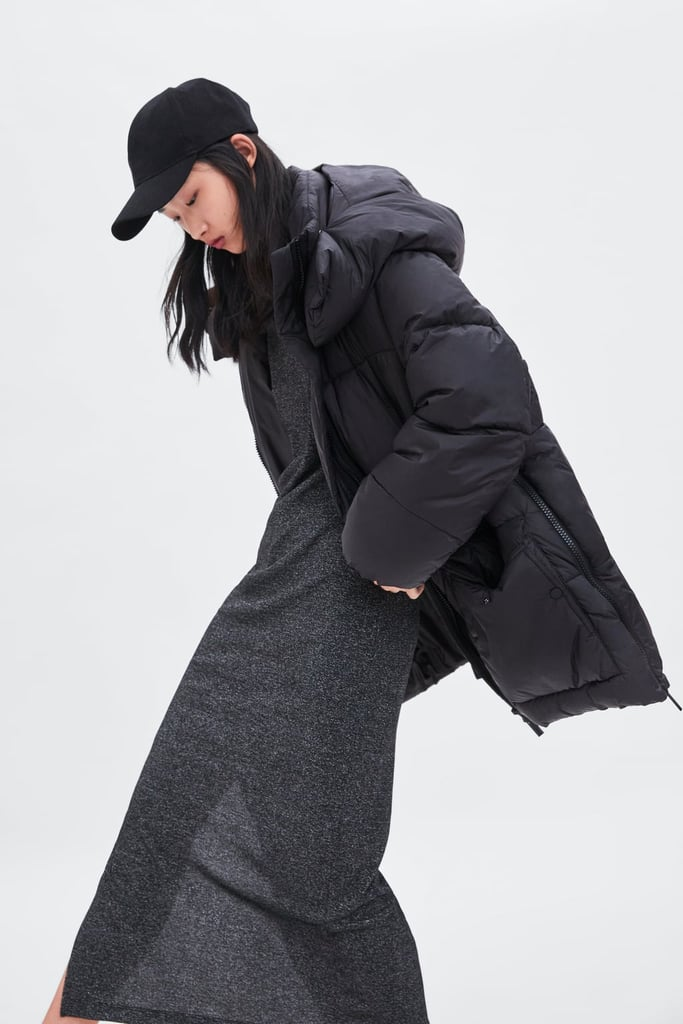 19d519a5a Zara Sorona Dupont Puffer Coat | Puffer Jacket 2019 Style | POPSUGAR ...