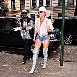 Lady Gaga Out in NYC October 2016