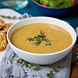 Vegan Instant Pot Mushroom Soup