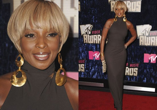 MTV Video Music Awards: Mary J. Blige