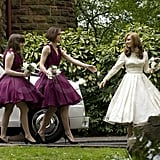 Keira Knightley Plays Bridesmaid For Her Latest Role in Brother Caleb's Wedding