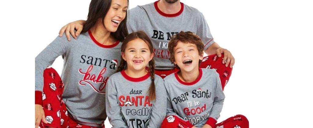 Best Matching Family Pajamas at Walmart