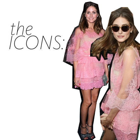 The Icon Kit: Olivia Palermo Perfect in Pink Valentino