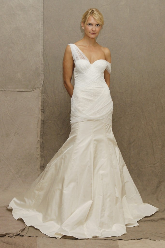 87160b98dd Lela Rose Bridal Spring 2013