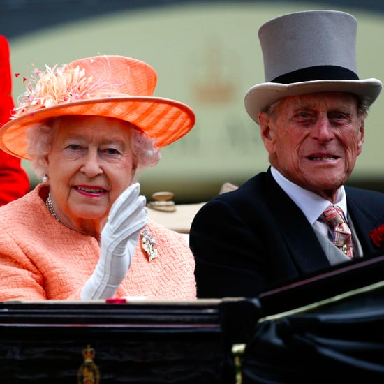 Queen Elizabeth II Prince Philip Royal Ascot Pictures