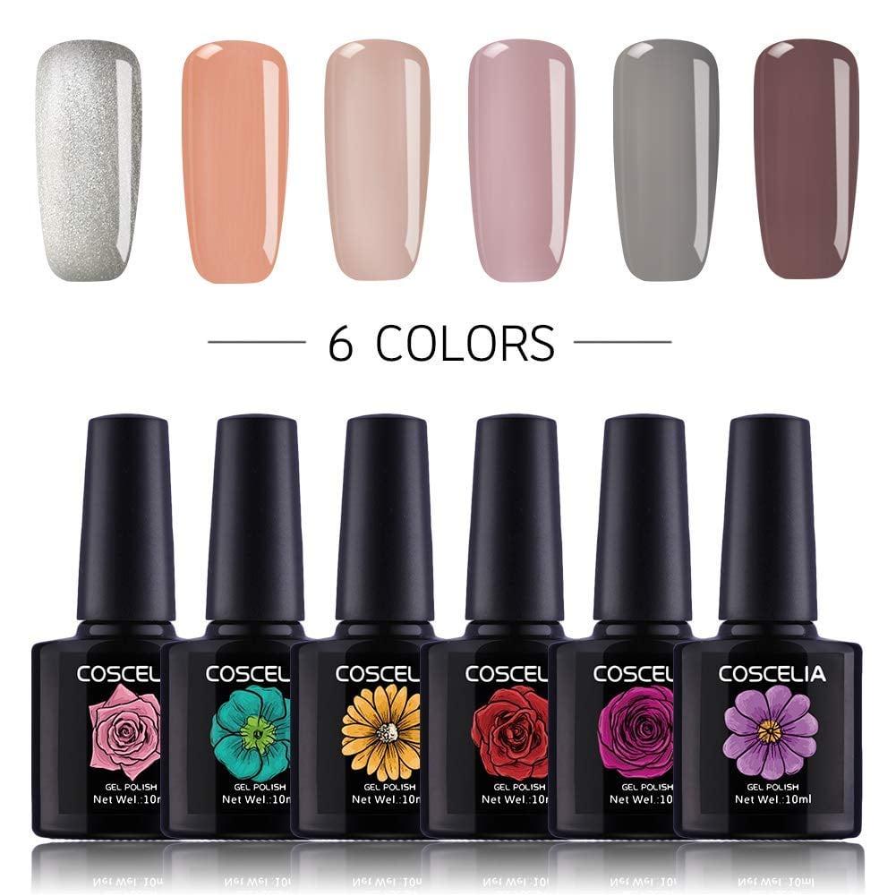 Best At Home Gel Nails Kit Popsugar Beauty