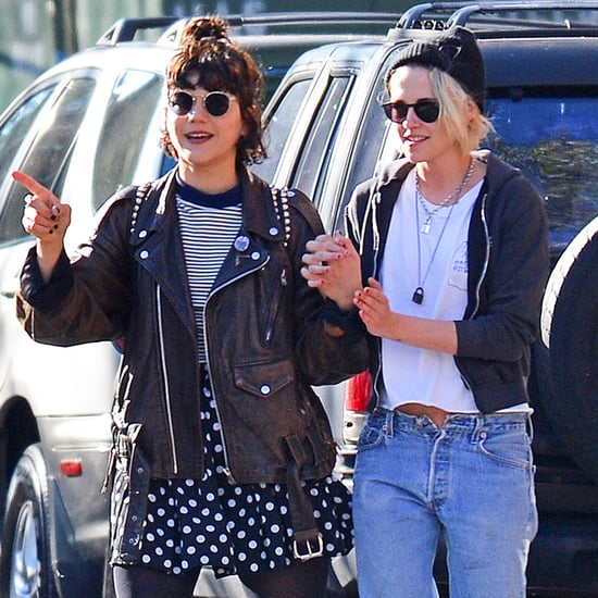 Kristen Stewart and Soko Out in NYC April 2016 | Pictures