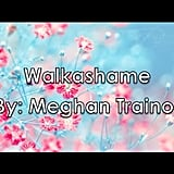 """Walkashame"" by Meghan Trainor"