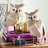 Blush Shimmer Owls