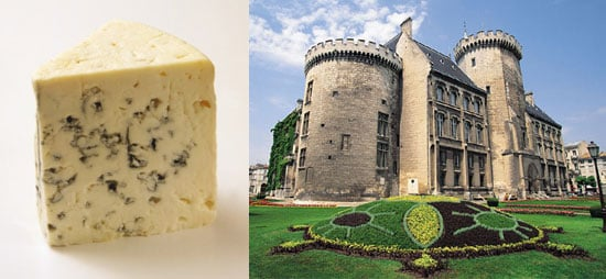 Moldy Cheese or French Château?