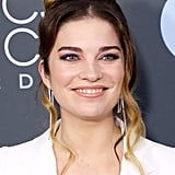 Annie Murphy at the 2020 Critics' Choice Awards