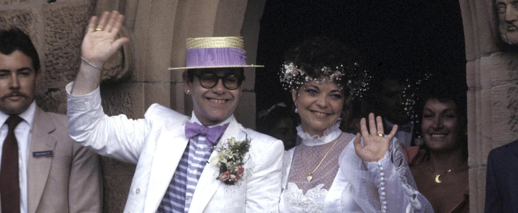 Who Was Elton John's Wife?