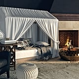 Game of Thrones-Inspired Eclectic-Style Bedroom