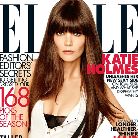 Katie Holmes Talking About Tom Cruise in Elle (Video)