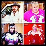 Rebel Wilson, doin' her thang as the host of the 2013 MTV Movie Awards on Monday. Big moment for this Sydney-born girl!