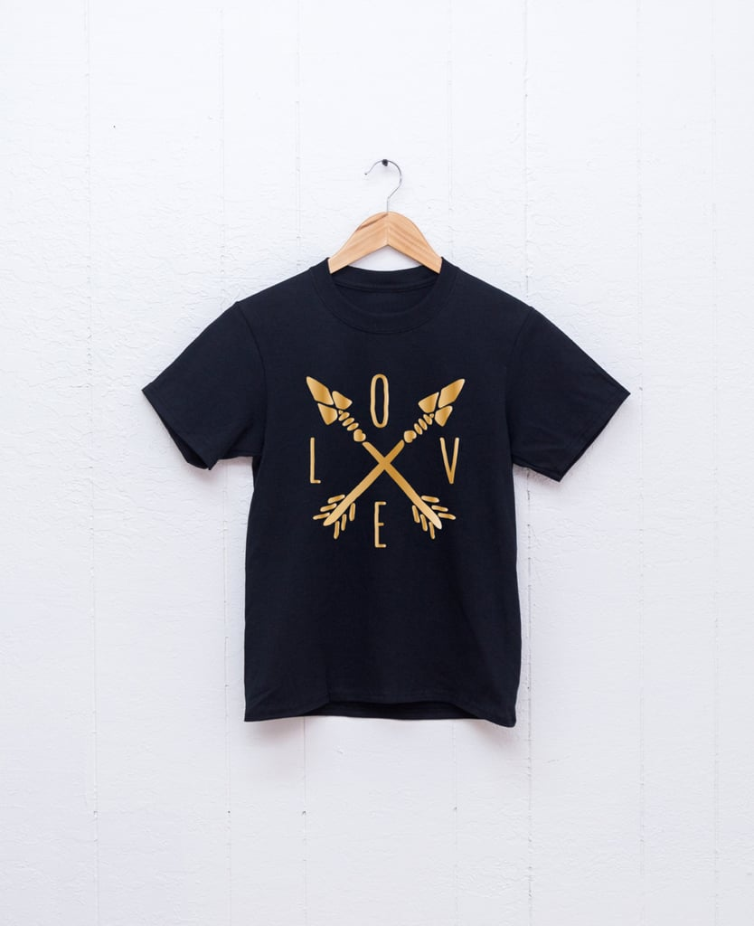 Arrows Crossed Love Tee
