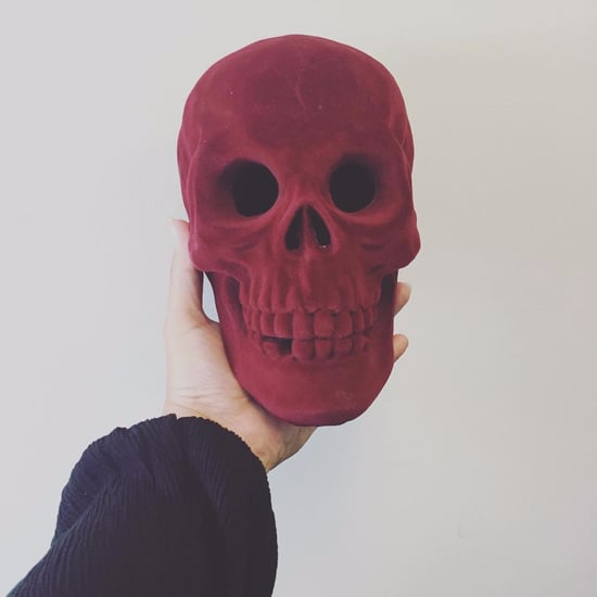 Where to Buy Velvet Skulls For Halloween