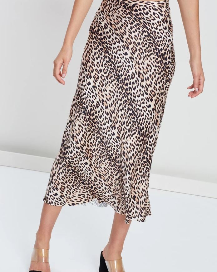 Bec & Bridge Feline Skirt ($280)