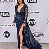 Catherine Zeta-Jones at the 2019 SAG Awards
