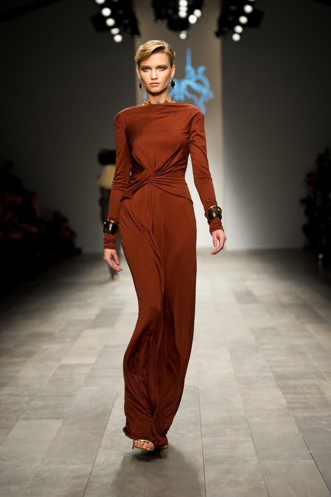 Fall 2011 London Fashion Week: Issa