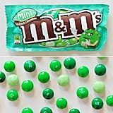 Dark Mint M&M's