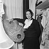 During the 1930s, Chanel developed a rivalry with Italian designer Elsa Schiaparelli.