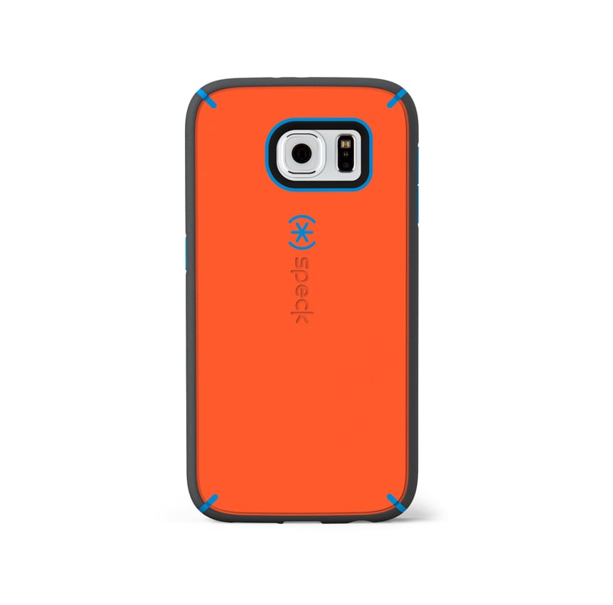 Speck MightyShell Case in Carrot Orange ($50)
