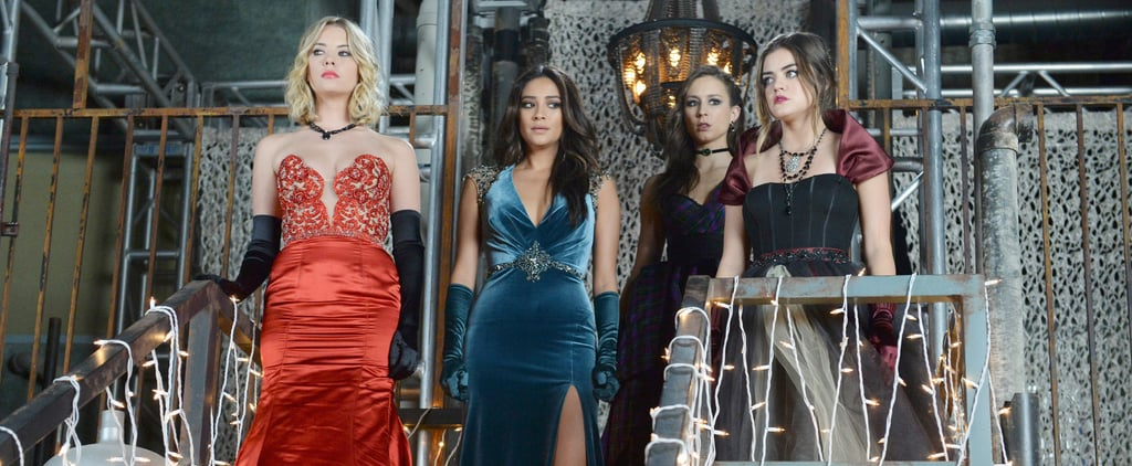 Ranking of Pretty Little Liars Parents
